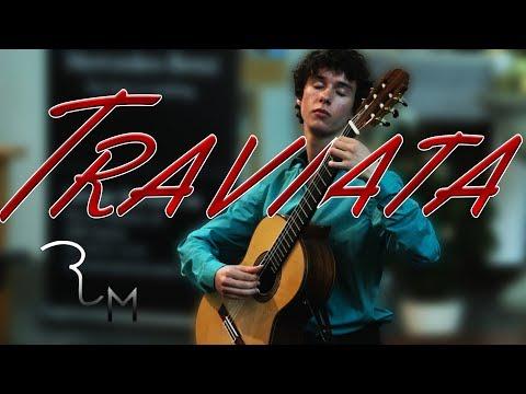 Верди Джузеппе - Fantasia La Traviata (Tarrega)