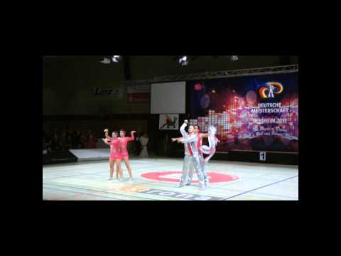 Blindfolded - Deutsche Meisterschaft 2011
