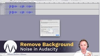 How to Remove Background Noise in Audacity
