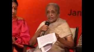 Dr V Shanta - Adyar Cancer Research Institute Speech at Swami Vivekananda 150 Women's Initiative