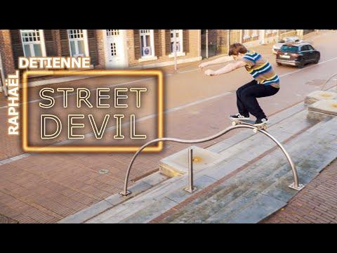 "Raphaël Detienne's ""Street Devil"" Part"