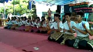 HEOT VIDEO (Saman Dance in Cindai)