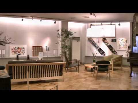 高山市 「Gallery & Cafe 遊朴館」 ~挾土秀平の土壁×飛騨の家具展~