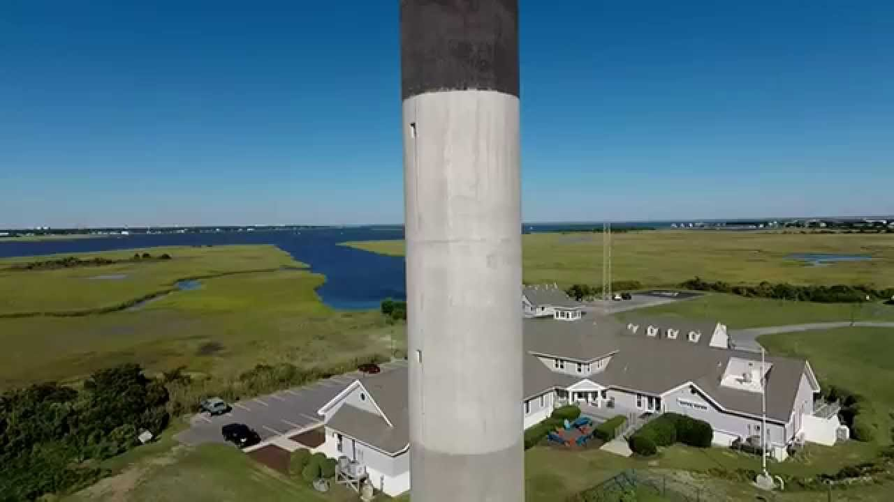 Why Was Oak Island Lighthouse Build