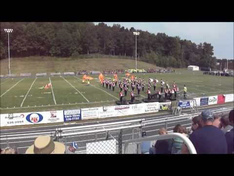 Hopkins County Central High School Marching Band 9 15 12 in Butler County