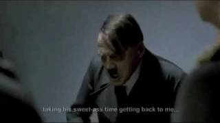 Hitler Learns Indiana Jones Gets The Lost Ark First.