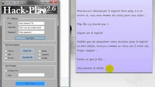 TUTO stealer  HACK-PLAY  v2.6  NEW   [FR]