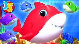 Baby Shark Song | Nursery Rhymes \u0026 Kids Songs | Baby Rhyme For Children