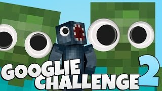 Minecraft Xbox - The Googlie Challenge - Part 2