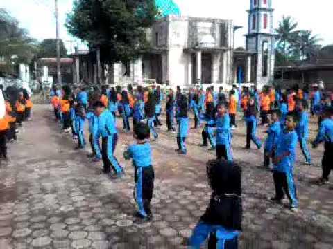 Senam Ria Anak Indonesia Mi Kihiyang Binong Subang video