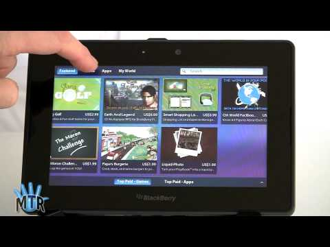 BlackBerry PlayBook 2.0 OS Review