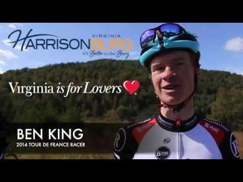 Harrisonburg: The Bike Capital of Virginia!