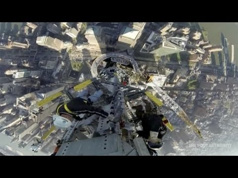 One World Trade Centre: a bird's eye view