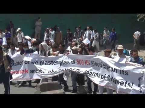 Suicide bombers kill dozens at protest in Afghanistan capital Kabul