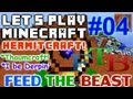 Let's Play Minecraft Hermit FTB ep. 4 - Thaumcraft Derpin it up