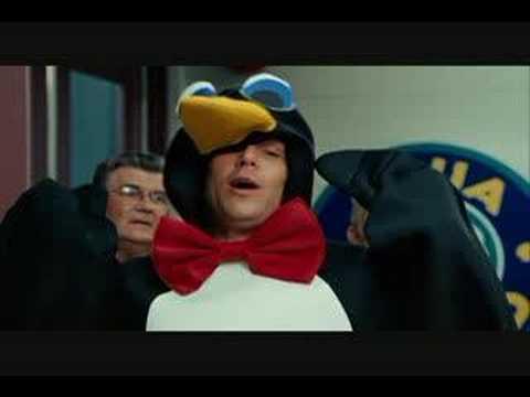Good Luck Chuck Gif Good Luck Chuck Penguin Suit