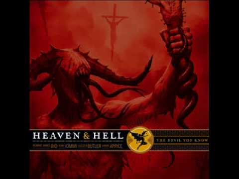 Heaven And Hell - Rock And Roll Angel