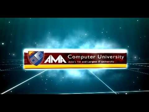 Computer College Logo Ama Computer College Malolos