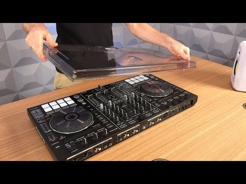 Pioneer DDJ-RX Rekordbox DJ Controller Review & Talkthrough