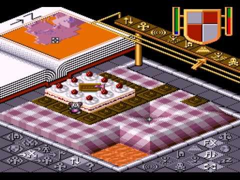 Populous - Populous Evil Cake World (SNES) - Vizzed.com GamePlay - User video