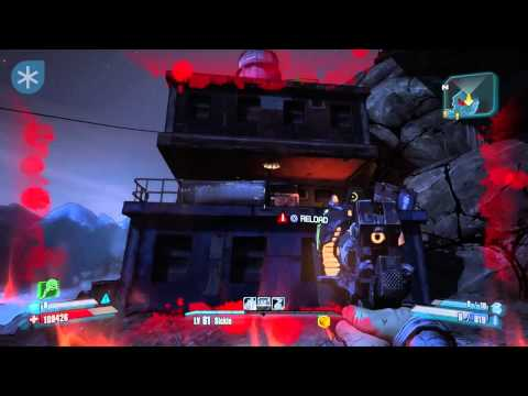 Borderlands 2 Krieg Character Gameplay
