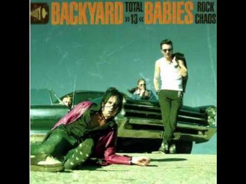 Backyard Babies - Eight-Balled