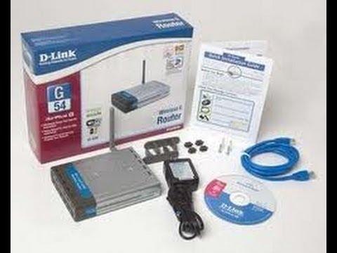 Como Configurar Roteador Wireless D Link DI 524