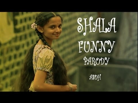 Marathi Funny Movie Spoof video