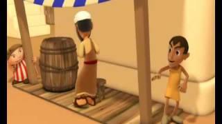 Vídeo 17 de Crianças Diante do Trono