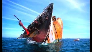 Top 10 Fast sinking ships at sea