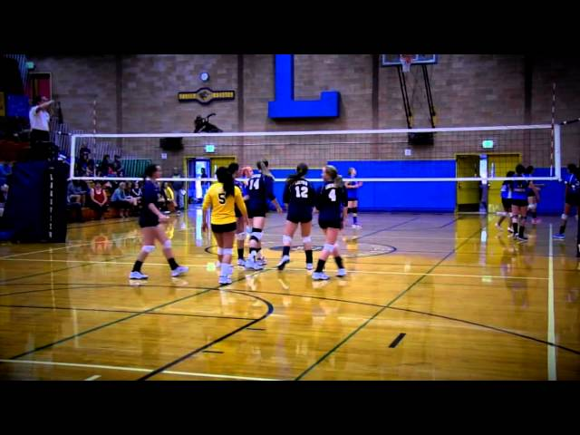 LHS junior varsity volleyball highlights: Tulelake at Lakeview 9-23-2014