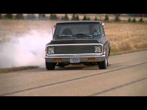 Big Burnout with 450 HP 383 Stroker C10!! Music Videos