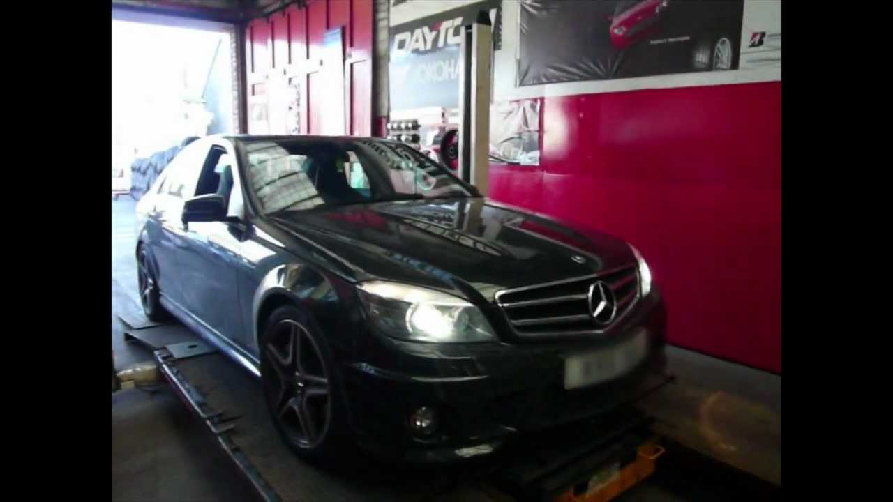 Wheel alignment on mercedes c63 amg 6 2 v8 youtube for Mercedes benz wheel alignment