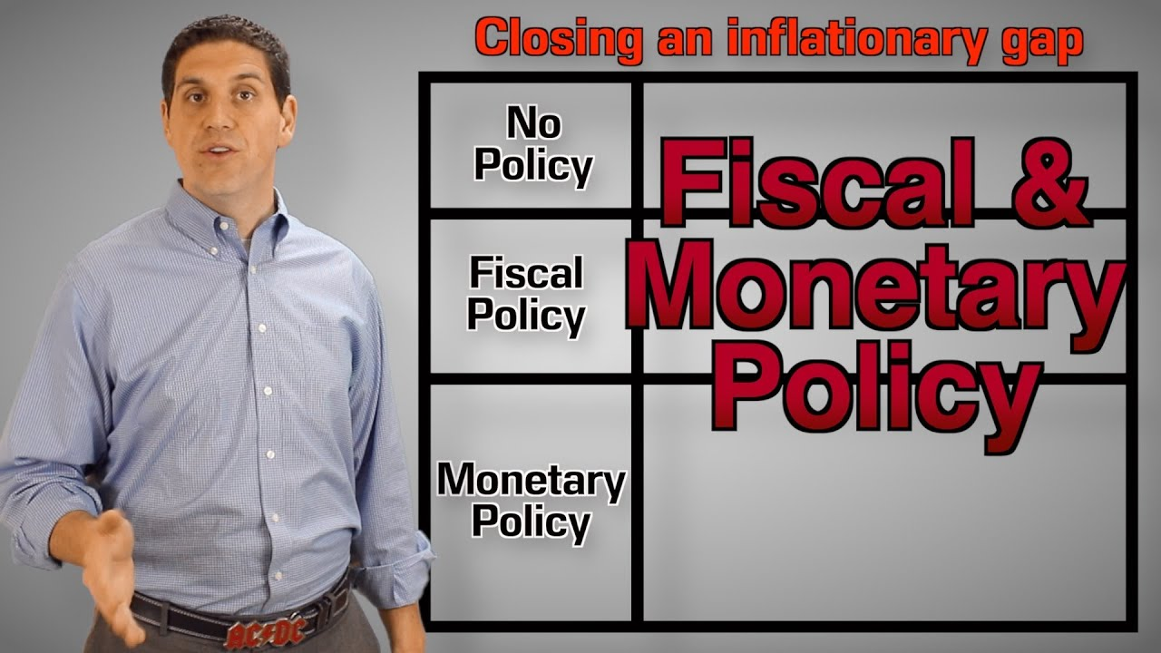 monetary and fiscal policy essay Category: essays research papers title: monetary and fiscal policy.