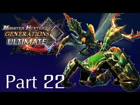 Monster Hunter Generations Ultimate -- Part 22: Big Bug Battles