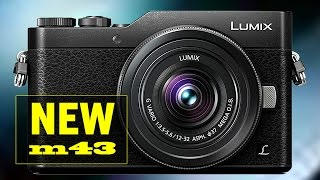 NEW Panasonic M43 Camera Fall 2017? (GX9 G95 G90???)