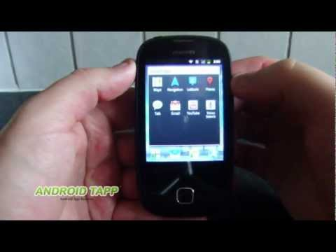 Huawei Ascend Y100 Unboxing Video Review