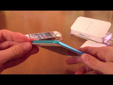 Déballage du iPod touch 5G Bleu (Unboxing) ! ᴴᴰ