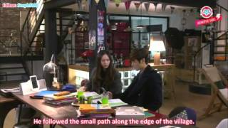 ENG SUB f(x) Krystal The Heirs ep 19 cut