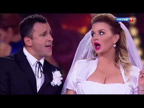 Анна Семенович и Юрий Аскаров - Свадьба. Субботний вечер. Концерт от 09.09.17