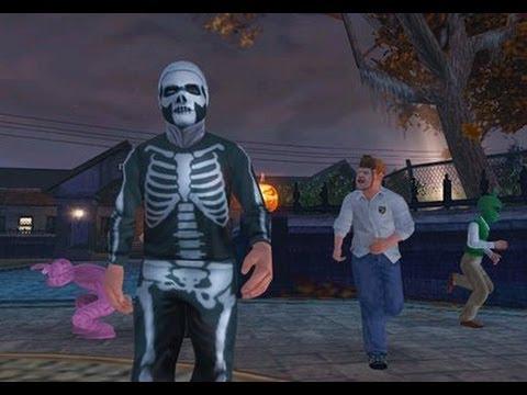 Bully #4: Choco-Aventuras En Halloween! (Gameplay Comentado)