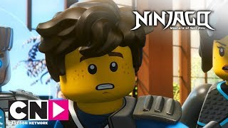 Ninjago | Maskierte Banditen | Cartoon Network