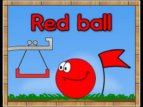 Играть в красный шар 1
