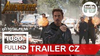 Avengers: Infinity War (2018) CZ dabing HD trailer