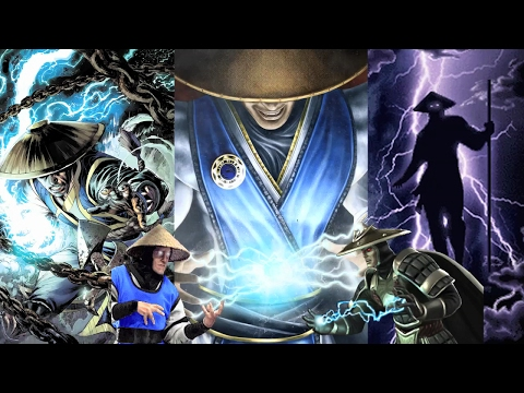 10 Awesome Facts On Raiden