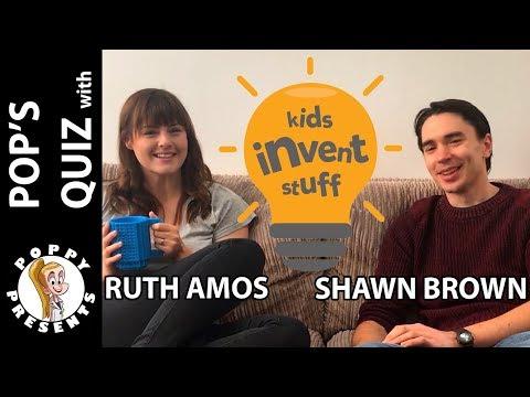 Pops Quiz with Kids Invent Stuff - Poppy Presents