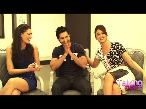 Varun-Nargis-Ileana Fun Interview On Main Tera Hero Part 5
