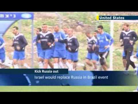 Ban Russia from Brazil World Cup: US senators join calls to ban Russia over Crimean invasion