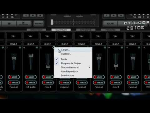 Descargar e Instalar Samples de Virtual DJ Tutorial (Loquendo) Music Videos