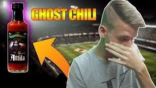 FIFA 18 VS GHOST CHILI! 😨